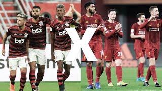 Confira o valor de mercado dos titulares de Flamengo e Liverpool