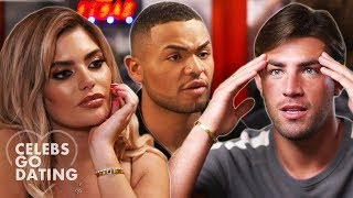 The BEST BITS from WEEK 1 of Celebs Go Dating Series 7!!