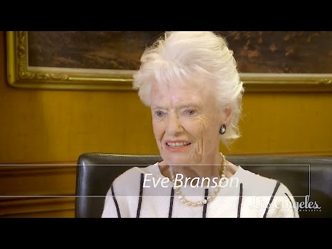 Eve Branson discusses her life story with Giselle Fernandez.