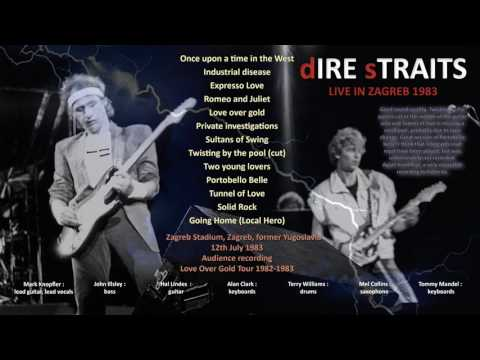 Industrial Disease — Dire Straits 1983 Zagreb LIVE [audio only]
