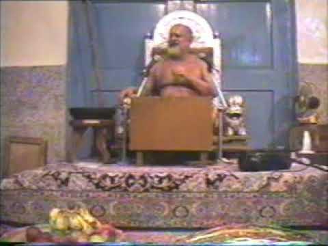 Srimad Srimushnam Andavan  Chanting Dashavatara Stotram