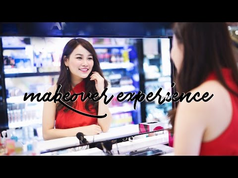 FOLLOW ME | My CNY Makeover Experience at SaSa!