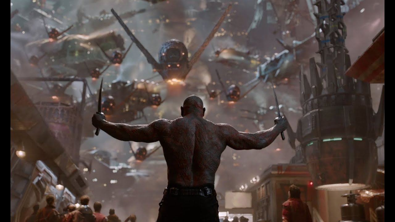 Guardians of the Galaxy | Official Trailer 2 | Marvel | NL HD