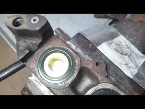 C2 & C3 Corvette Brake Caliper Assembly  (Part 2)