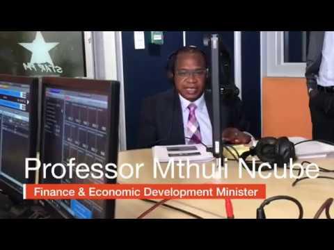 Mthuli Ncube Interviewed by Linda Muriro Talks Zimbabwe 2019 Budget & Economic Updates