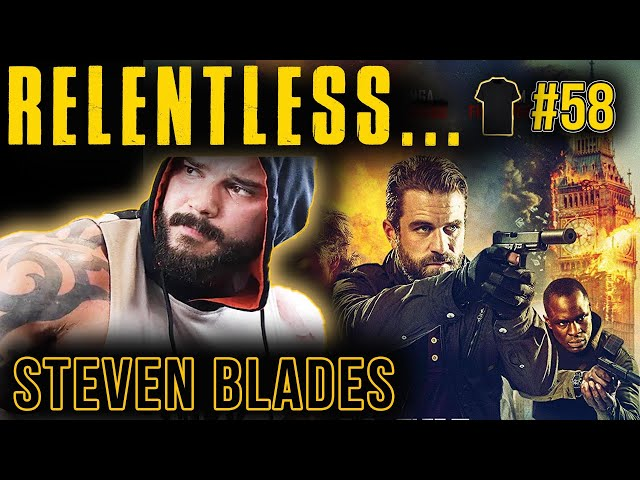 Steven Blades | Vikings | Royal Marines | Coronation Street