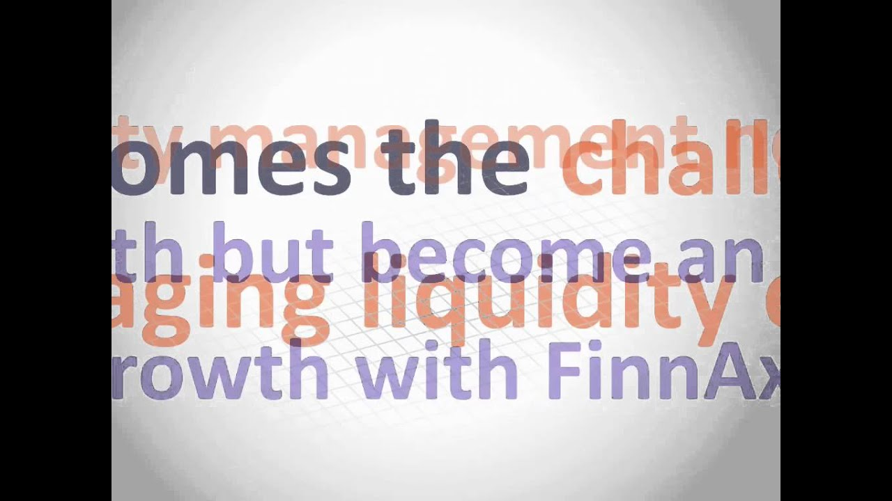 Cash Pool Definition Finnaxia Liquidity Management Solutions