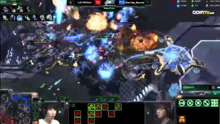 Great Moment in Starcraft 2 History