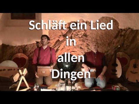 Schläft ein Lied - Paul Freh, Herbert Walter - deutsches Mantra, Chant
