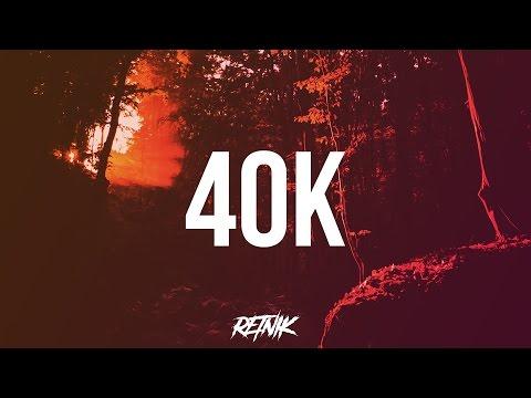 [FREE] '40K' Fast Wavy Booming 808 Trap Beat Rap Instrumental   Retnik Beats