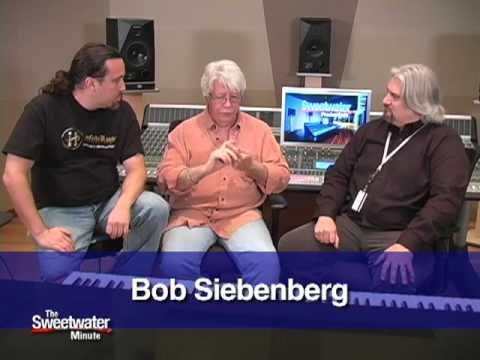Sweetwater Minute - Vol. 12, Ken Scott Interview, Pt. 2