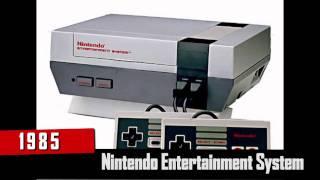 Nintendo Console Evolution History