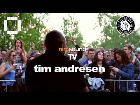 Nim Sound TV / Tim Andresen @ Culture Box Stage, Distortion Street Party (1. June 2017)