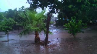 Lluvia 30 de Julio