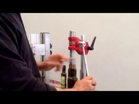 Tappi per olio di oliva extra tappatrice manuale per capsule factory cap sas info for Tappi per orecchie per musicisti