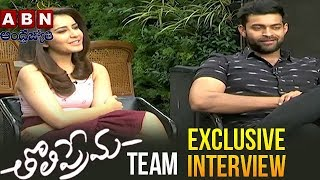 Tholi Prema Movie Team Exclusive Interview | Varun Tej | Rashi Khanna | ABN Telugu