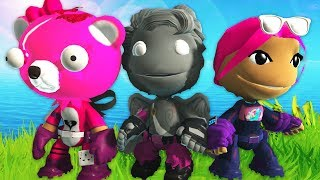 LittleBigPlanet 3 - More Fortnite Outfits/Costumes Giveaway - Fortnite Battle Royale | EpicLBPTime
