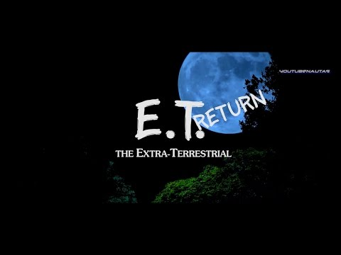 E.T. The Extra -Terrestrial Return (2018) Official Trailer Steven Spielberg Henry Thomas Movie