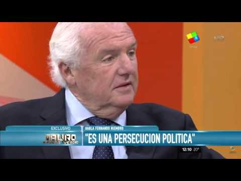 Fernando Niembro: Nosotros ofrecíamos los mejores descuentos