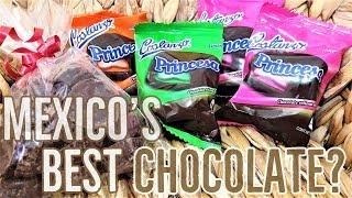🇲🇽MEXICO'S BEST CHOCOLATE? | SAN LUIS POTOSÍ, MEXICO | CHOCOLATES y Dulces COSTANZO!