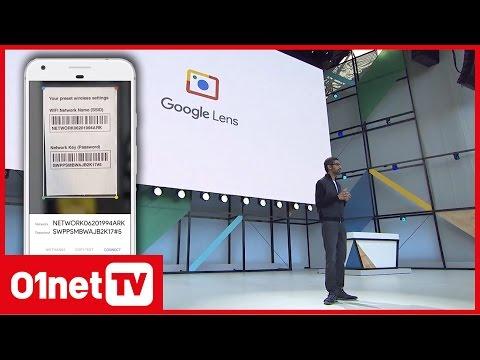 Google Lens : la reconnaissance visuelle intégrée dans Google Assistant !