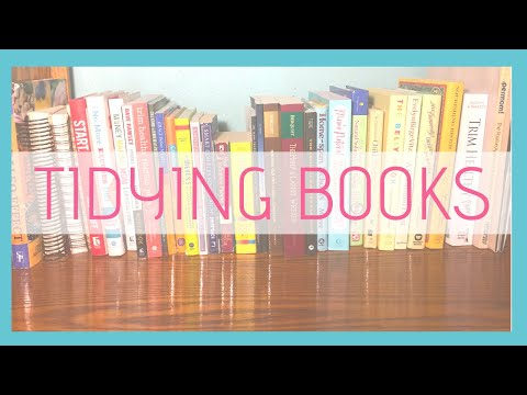 Books are my weakness! Konmari for Catholics:  Week 2 + Book Giveaway! (Closed)