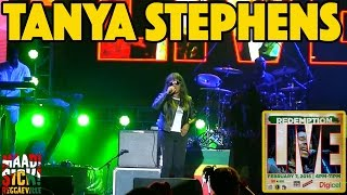 Tanya Stephens It S A Pity In Kingston Jamaica Redemption Live 2016 February 7th