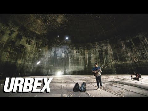 The Abandoned Echo Domes - Insane Reverb!