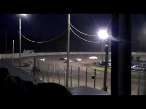 Hobby Stock Amain @ Buena Vista Raceway 08/09/17