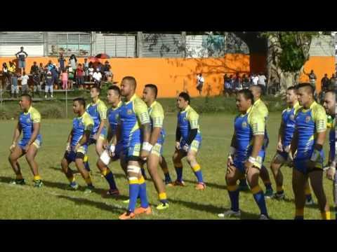 WLF TV: #IRLvannie - Niue haka