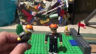 Meine Lego Roblox Charaktere
