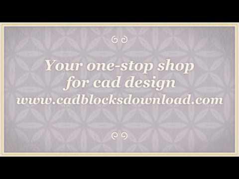 Best Free Download AutoCAD Blocks, Symbols And Drawings Librarywww Cadblocksdownload Com