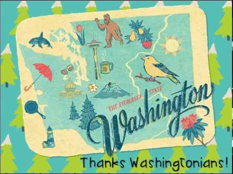 Washington State - History