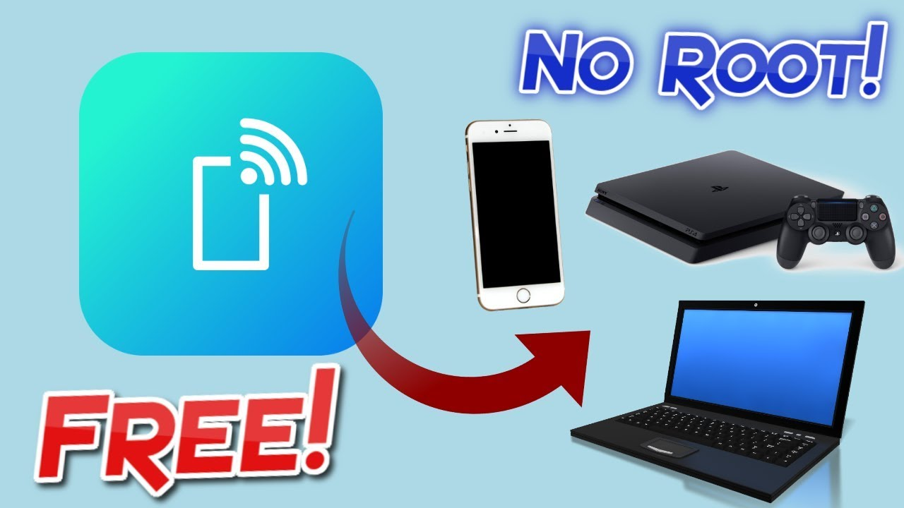 Download How to get personal hotspot for free on any android without root