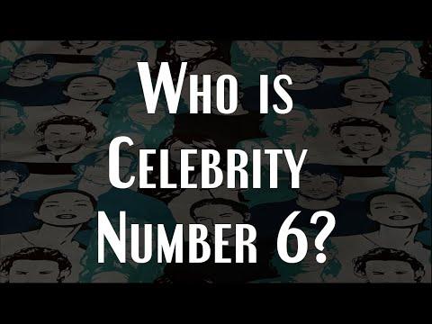 Celebrity Number 6   Internet Mysteries