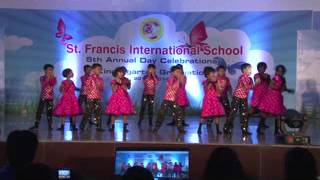Dance by Rock Stars of SFIS