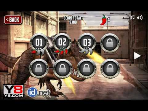 Мультик игра Динозавры: Рекс в Мексике (Mexico Rex)