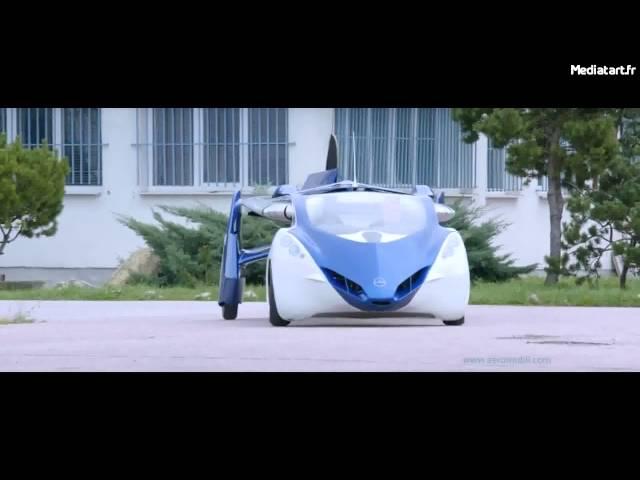 La voiture volante existe !