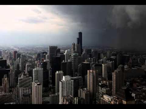 Chicago Tornado Siren [10 Hour Seamless Loop]