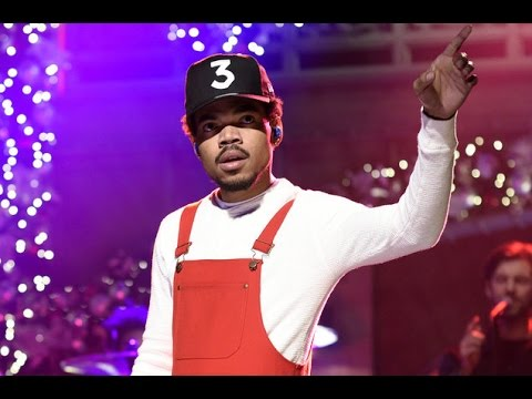 Chance the Rapper says Apple Music Paid him $500K to have 'Coloring Book' Exclusively for 2 weeks.!