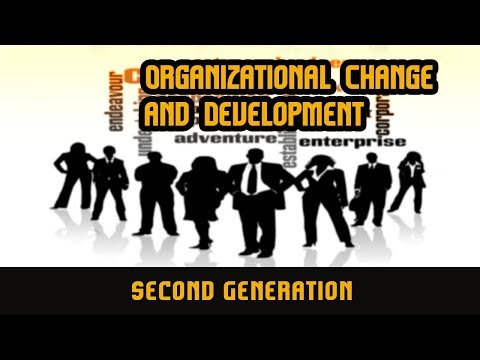 History of Organization Development (part 2) | Second Generation- OD Intervention | Management Style