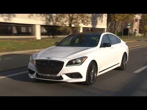 2018 Genesis G80 Sport Complete Review With Steve Hammes