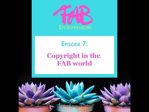 Ep 7: Copyright in the Fashion and Design World