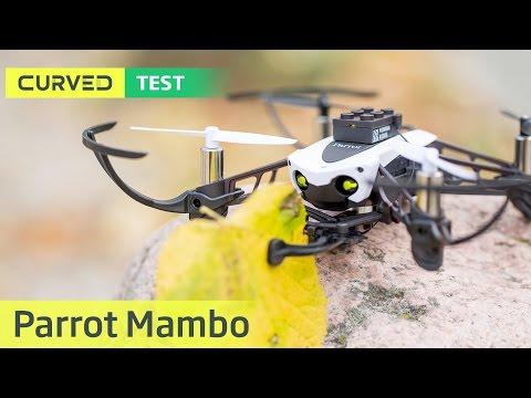 Parrot Mambo im Test   deutsch