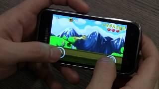 Samsung Galaxy S Plus i9001 Super AMOLED Review