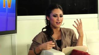 Francia Raisa: Secret Life Memory Lane