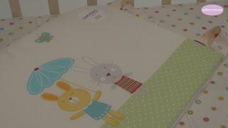Постель для новорожденных Перина Happy Days(Представитель торговой марки Perina в Украине: http://plitex.com.ua/bedclothes/perina Постельное белье «Глория» уверенно сохра..., 2015-12-25T19:40:03.000Z)