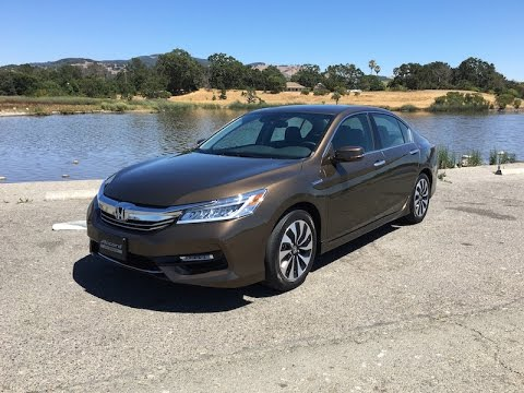 2017 Honda Accord Hybrid Redline Review