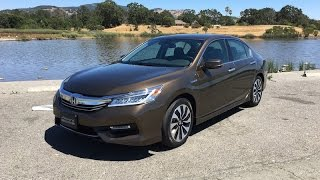 2017 Honda Accord Hybrid – Redline: Review