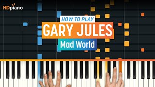 "Download How To Play ""Mad World"" by Gary Jules 
